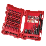 Milwaukee 40 pc Shockwave drill & drive set