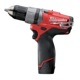 Milwaukee M12 CDD-202C FUEL, šroubovák