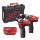 Milwaukee M12 PP2A-202C FUEL
