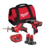 Milwaukee M12 BPP2C-402B