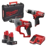 Milwaukee M12 CPP2B-402C