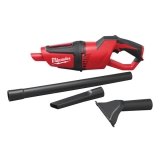 Milwaukee M12 HV-0, vysavač