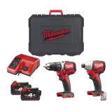 Milwaukee M18 BLPP2A-402C