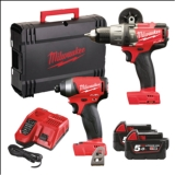 Milwaukee M18 FPP2A-502X FUEL