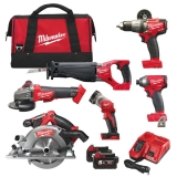 Milwaukee M18 FPP6A-502B FUEL