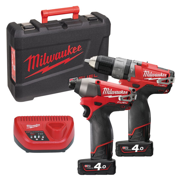 Milwaukee M12 PP2A-402C FUEL
