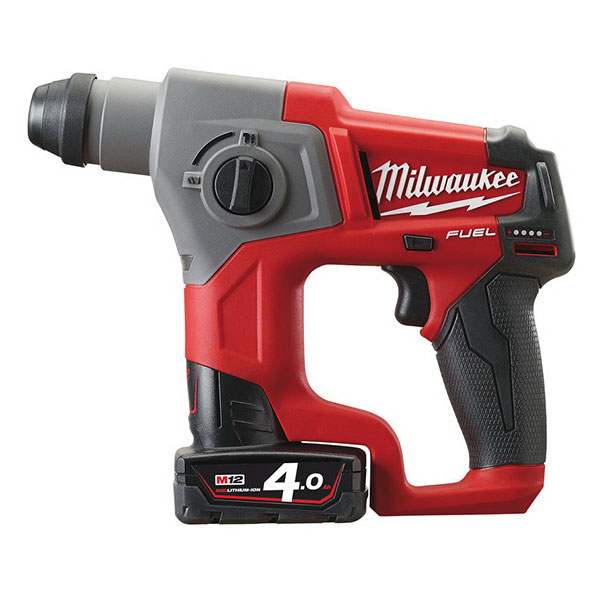 Milwaukee M12 CH-402C FUEL, kladivo