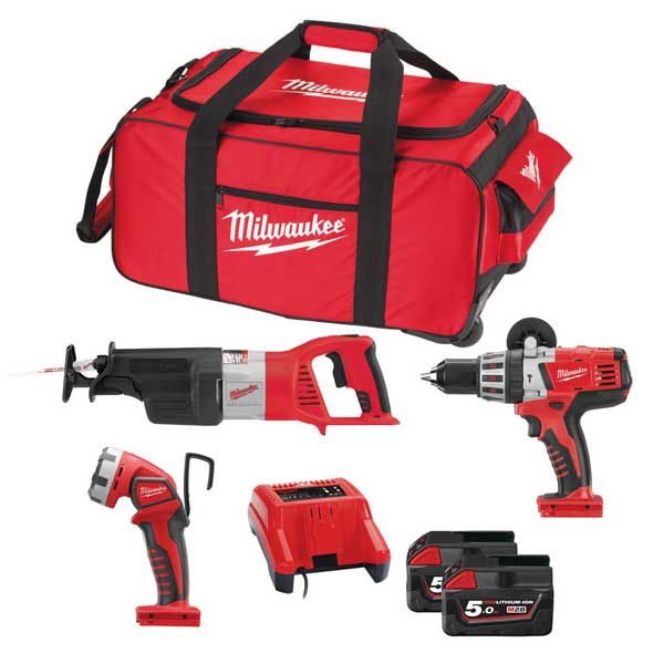 Milwaukee M28 Pack D-502B