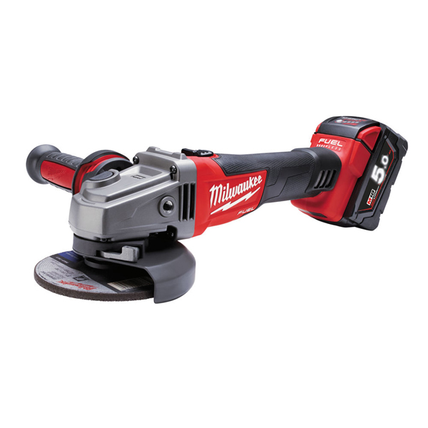 Milwaukee M18 CAG125XPD-502X FUEL
