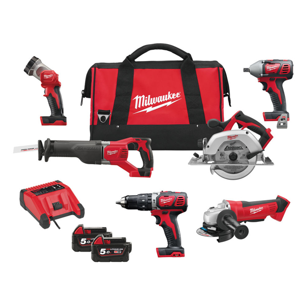 Milwaukee M18 PP6B-502B