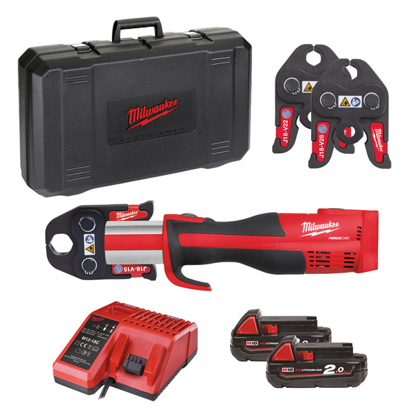Milwaukee M18 BLHPT-202C V-SET