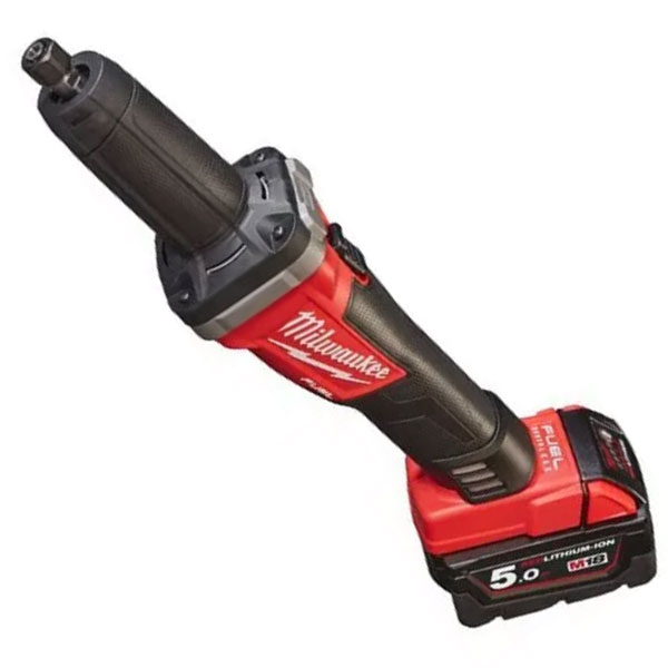 Milwaukee M18 FDG-502X, přímá bruska