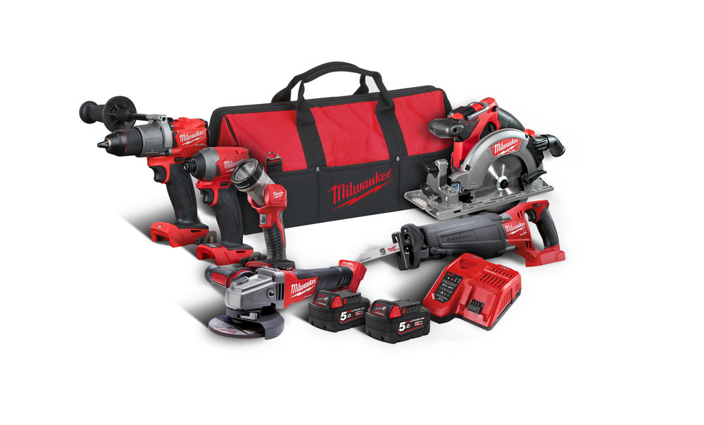 Milwaukee M18 FPP6C2-502B