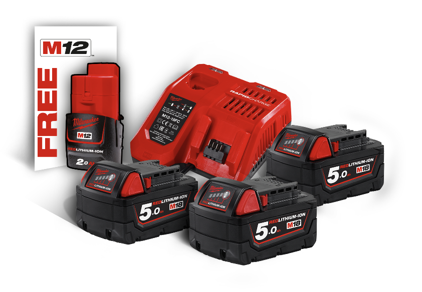 Milwaukee M18 NRG-503
