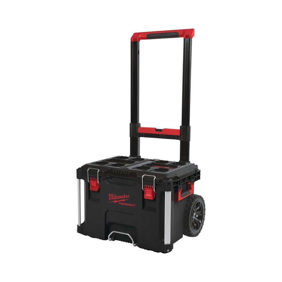 Milwaukee pojízdný kufr / box