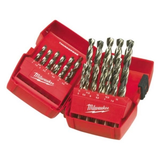 Milwaukee 25 ks set vrtáků THW